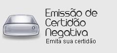 Emissão de certidão negativa